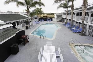 Beach Haven Hotel San Diego