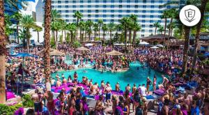Hard Rock Hotel Spring Break